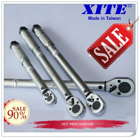 XITE Torque wrench preset torque wrench 1/4