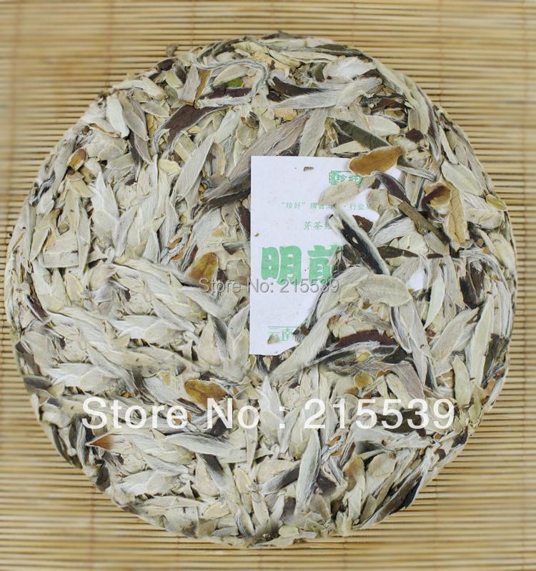 GRANDNESS 2014 yr Spring Bud Wild White Gemmae Puer Pu Erh Puerh Pu Er tea