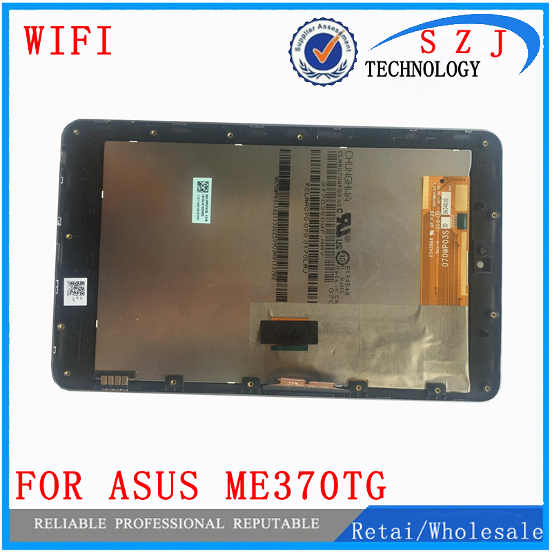 New 7 inch For Asus Google Nexus 7 ME370T ME370TG ME370 Wifi Ver LCD Display Touch Screen Digitizer Sensore with Frame Assembly<br><br>Aliexpress