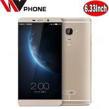 "WV Letv LeEco Max Pro X910 Mobile Phone Snapdragon 820 Quad Core 4G LTE /RAM 6.33"" 2560*1440P Android Fingerprint ID Smartphone(China (Mainland))"