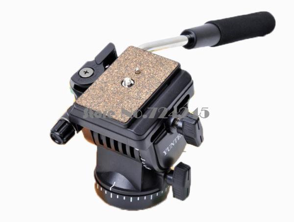Professional Photography DSLR Camera Hydraulic pressure Fluid Tripod Head for 5dii 5diii 650d 60d d7000 d610 d800<br><br>Aliexpress