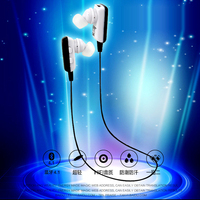 Wireless Stereo Music Bluetooth Headset, Mini Headphone with Mic for iPhone