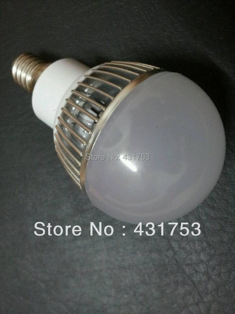 2014 New Led Bulb 1pcs Free Shipping Cree High Power E14 3*3w Led Bulb Lamp Ac85~265v Ce&rohs Cool/warm 2 Years Warranty Light