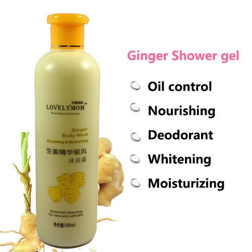 Shower Gel Ginger Bath and Body Works Body Wash 500ML/PCS