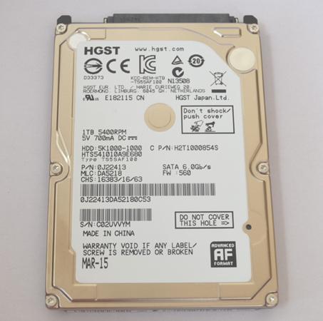 "Free Ship Factory Price Internal HDD 2.5 "" HD Disco Duro Interno SATA 1TB 1 TB Laptop Hard Drive Disk(China (Mainland))"