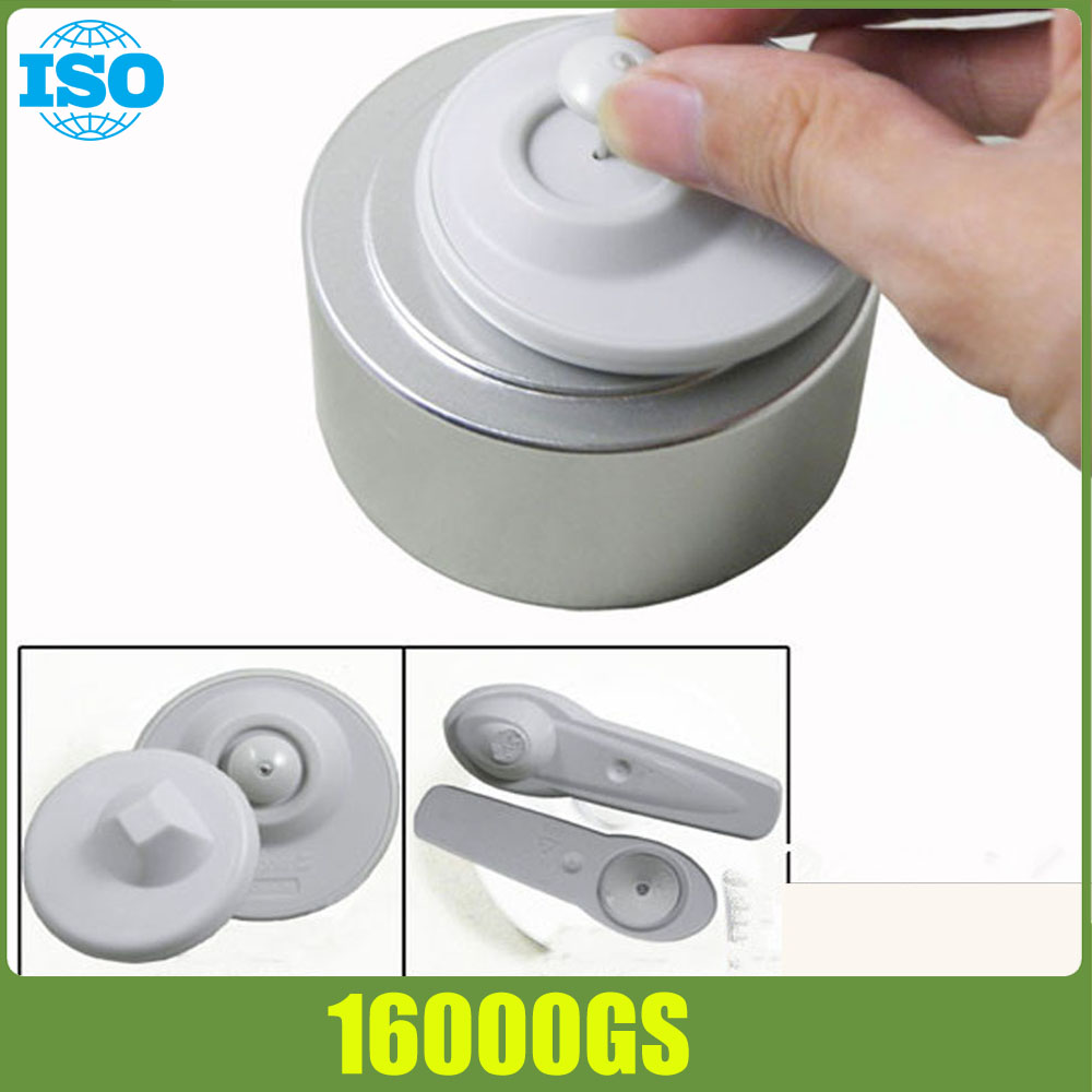 Retail store theft alarm tag remover,16000GS magnet tag detacher checkpoint tag detacher1pcs free shipping(China (Mainland))