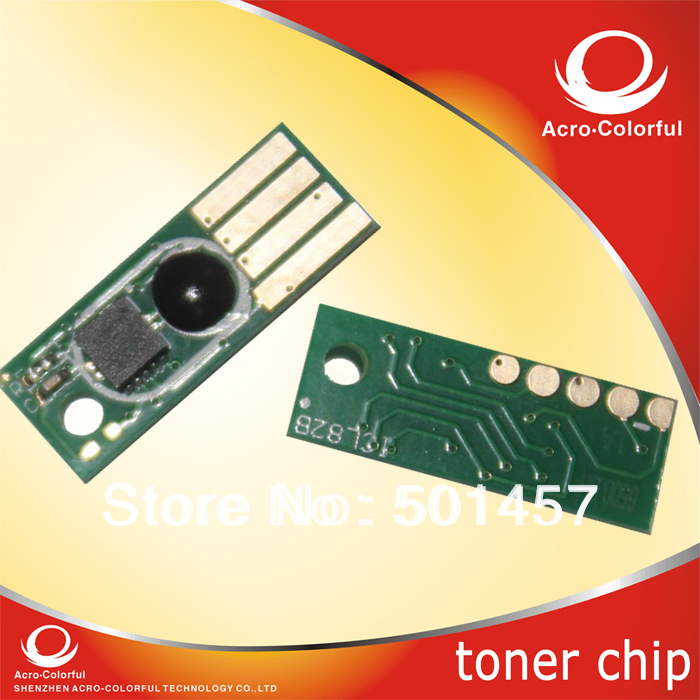 6500 6505 Color Chip Compatible Toner Laser Printer cartridge chip Reset for Xerox Phaser 6500/6505(China (Mainland))