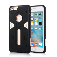 Buy Armor Hybrid hard plastic Shockproof Case iPhone 5S SE 5 6S 6 7 Plus Tough Rugged Back Phone Cover iPhone 7 6SPlus 7Plus for $2.52 in AliExpress store