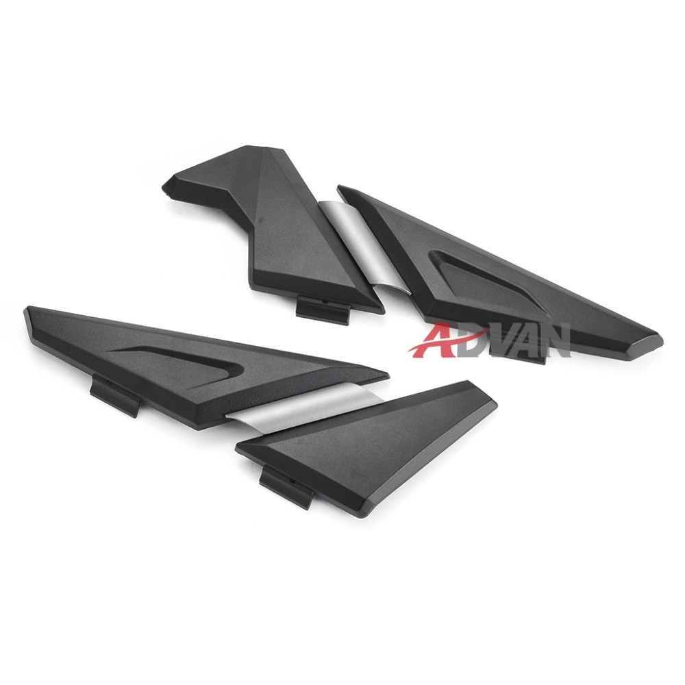 Black Side Panel Set Guard Fit for BMW R1200GS / ADV 2013 2014 2015 (Water Cooled)