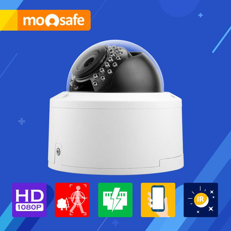 Mosafe 2.0MP POE Camera IR night vision IP66 waterproof Motion detection 1080P HD Sony Image Sensor Video Surveillance Cameras(China (Mainland))