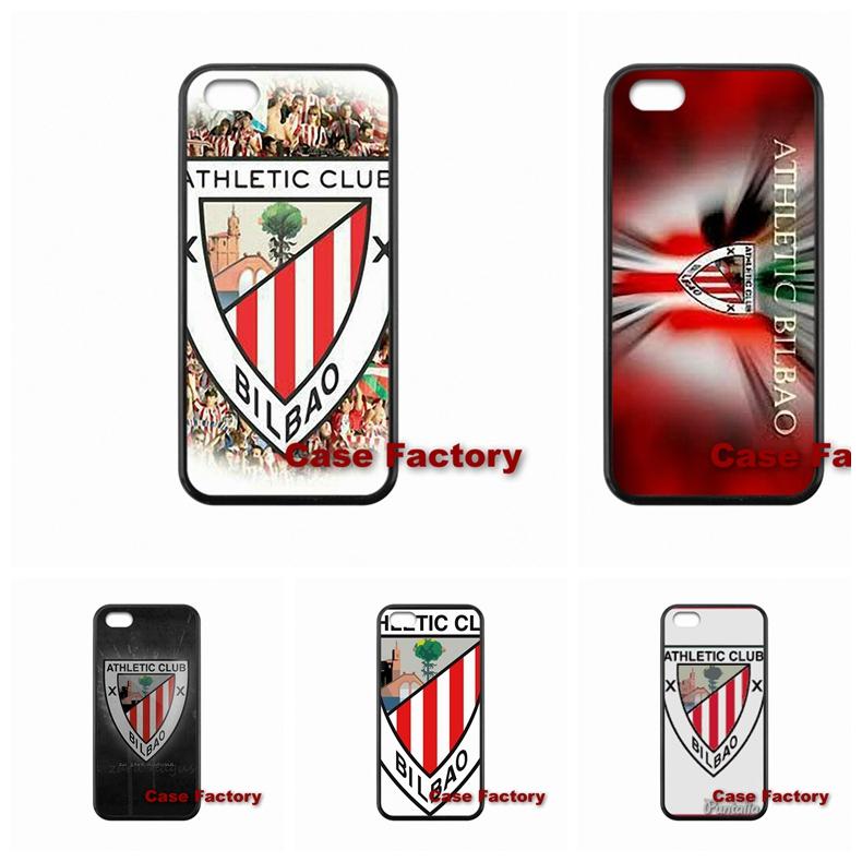 For HTC One X S M7 M8 mini M9 Plus Desire 820 Moto X1 X2 G1 G2 Razr D1 D3 Samsung S7 edge Athletic Bilbao FC logo Covers Case(China (Mainland))