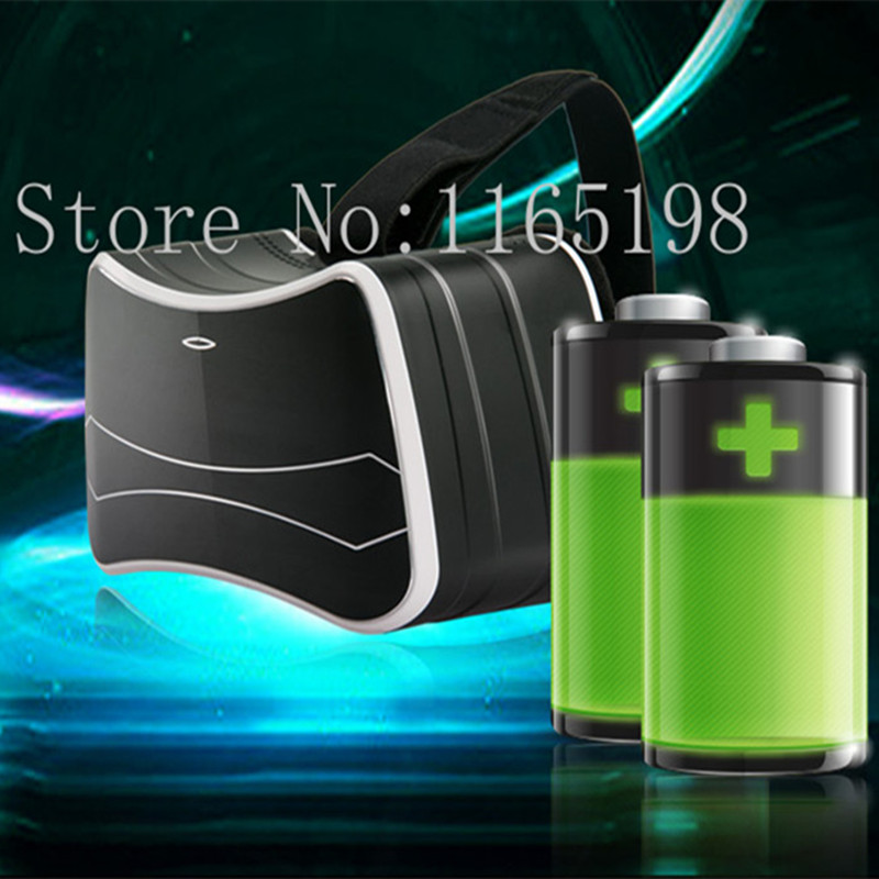 3D Glasses Google Cardboard BOX WIFI VR+Bluetooth +1GB/8GB+Quad core All in one VR headset works without smartphone(China (Mainland))