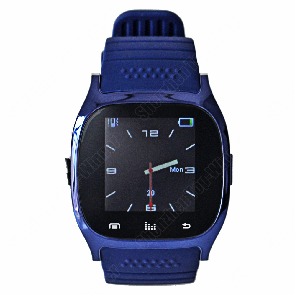Waterproof Smartwatch M26 Bluetooth with berometer Altimeter Music Pedometer For IOS/Android SmartPhone