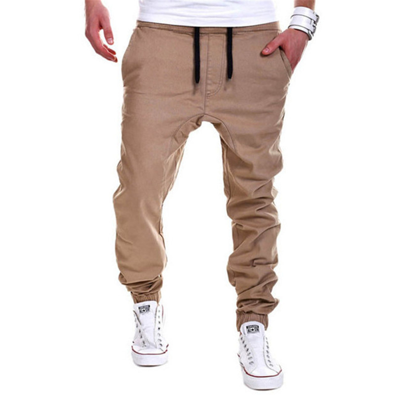Fashion Army Khaki Casual Mens Pants, Gym Tactical Sweatpants Hip hop Running Jogger Capri Sport Military Style trousers(China (Mainland))