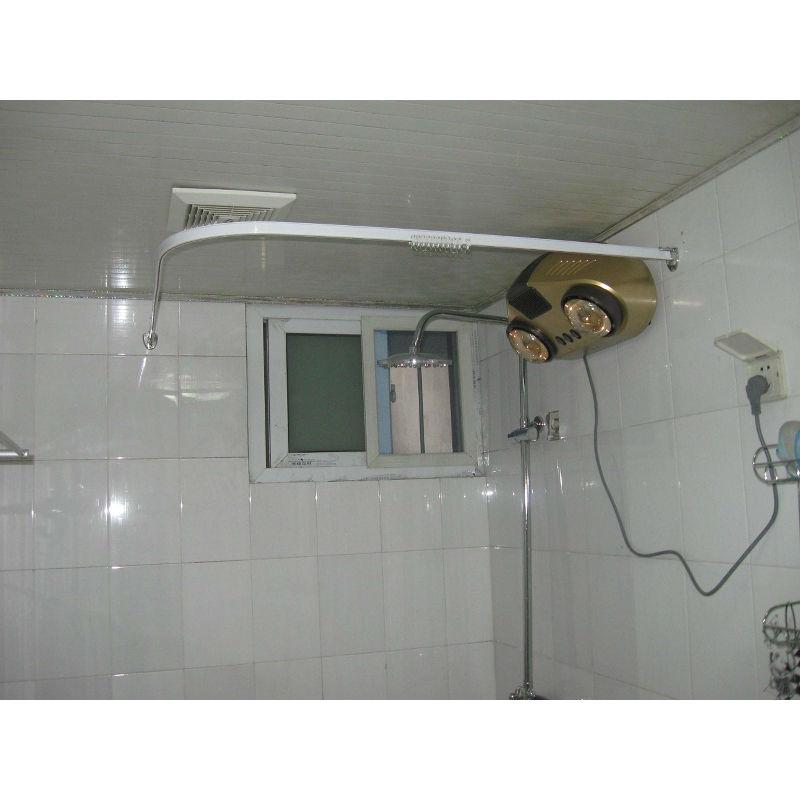 tringles rideaux de douche sur mesure promotion achetez des tringles rideaux de douche sur. Black Bedroom Furniture Sets. Home Design Ideas