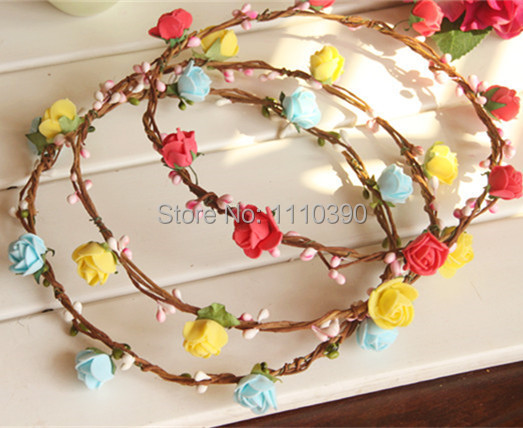 Head Wreath Online Head Wreaths pe Styrofoam