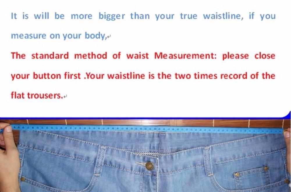 Скидки на Бесплатная доставка Большой размер брюки прямые мужчины очень большие широкий брюки мужские Большой размер одежды полная длина джинсы размер 28 - 48