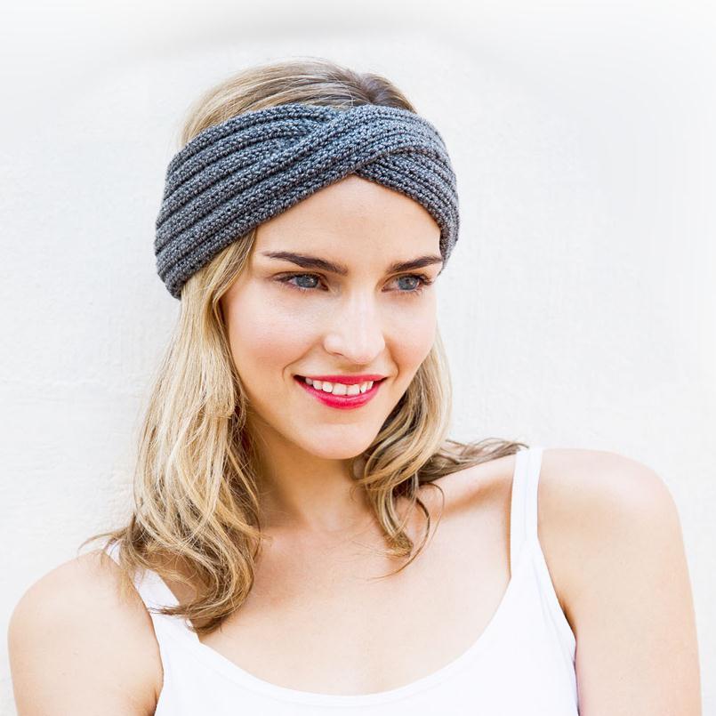 2016 New variety of Cotton Elastic Wide Fashion women Headbands Knitted women hair accessories turban headband headwear 8 Color(China (Mainland))