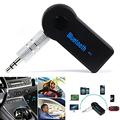 3 5MM Bluetooth AUX Audio Music Receiver Bluetooth Car Kit Wireless Speaker Headphone Adapter Hands free