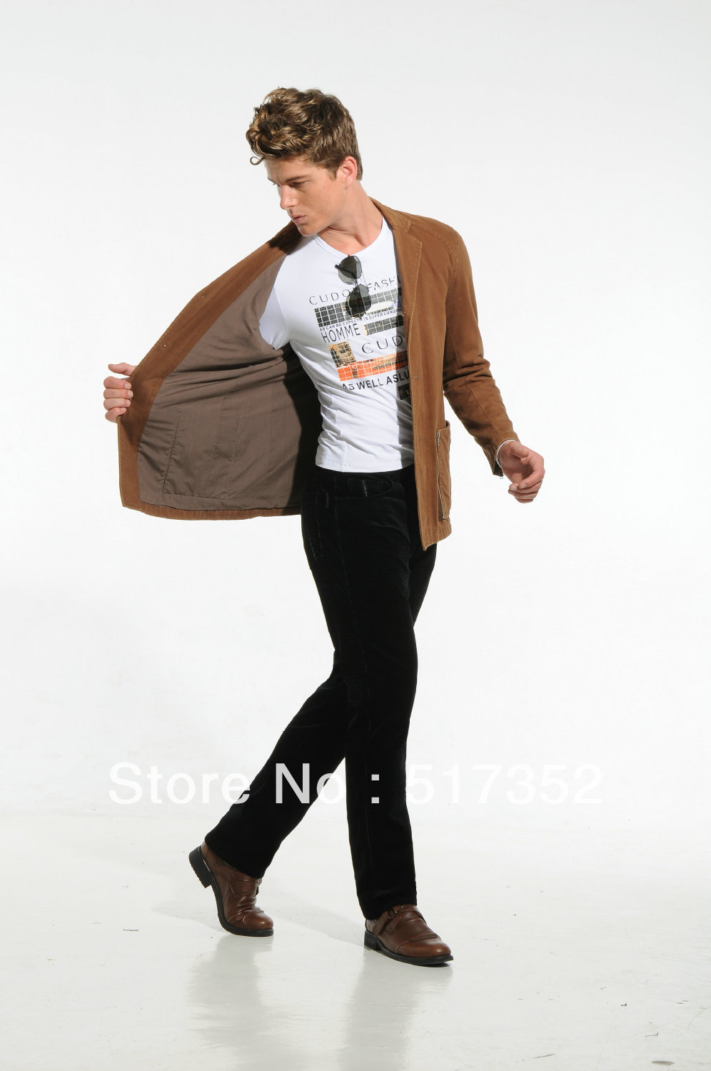 mens fashion corduroy pants - Pi Pants