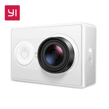 Buy YI 1080P Action Camera White 16.0MP 155 degree Ultra-wide Angle Lens 60/30fps 3D Noise Reduction Mini Sport Camera Built-in WiFi for $59.99 in AliExpress store