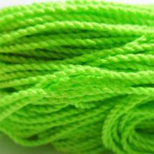 10Pcs/20Pcs Set Professional 8 Shares Colored Yo-Yo Accessories 100% Polyester Rope Length 1 M(China (Mainland))