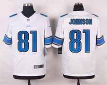 100% Stitiched,Detroit Lions,Calvin Johnson,Barry Sanders,Matthew Stafford,customizable(China (Mainland))