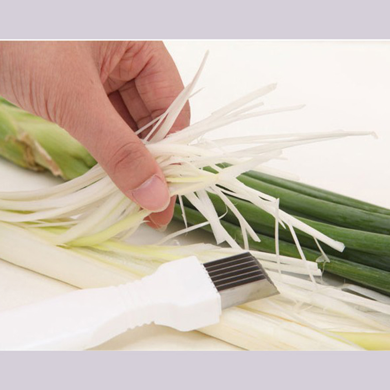 Spring Cutter gadget kitchen tools Onion Shredder Slicer /Onion knife Vegetable Cutter Cut cooking tools(China (Mainland))