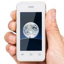 original 3G gsm mini android 4.4 smartphone 2.4 inch Dual core MTK6572 china phones smartphones I6 mobile phone melrose S9(China (Mainland))