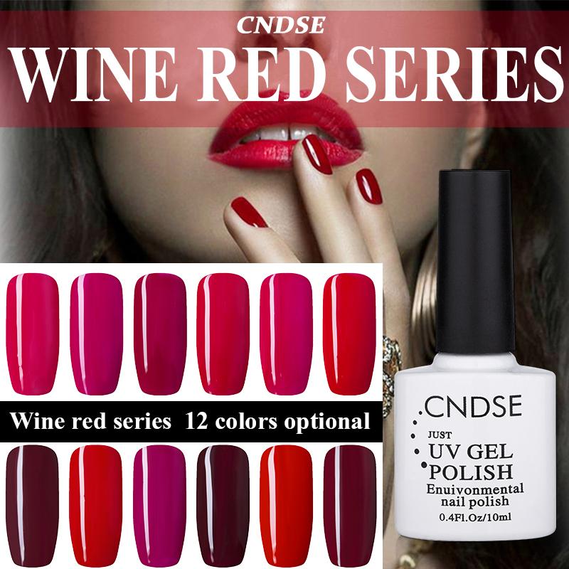 12 Colors Fashion Women Free Shipping UV Gel Nail Polish DIY Beauty Gel Polish Nail Art Nail Decoration 1 Bottle 10ML(China (Mainland))