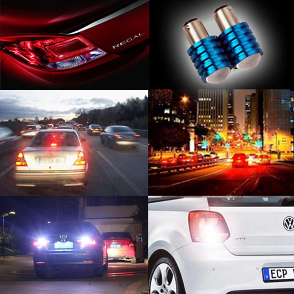 Источник света для авто OEM 2 /9w bay15d/s25