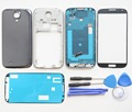 GT i9505 Original Full Housing Case Cover Repair Parts For Samsung Galaxy S4 Front Frame Middle