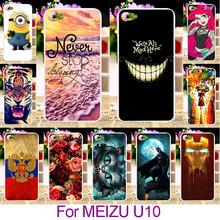 Buy Soft TPU Hard Plastic Painted Case Meizu Meilan U10 Meizu U10 5.0 inch Case Cover Shell housing Phone Back Skin for $1.68 in AliExpress store