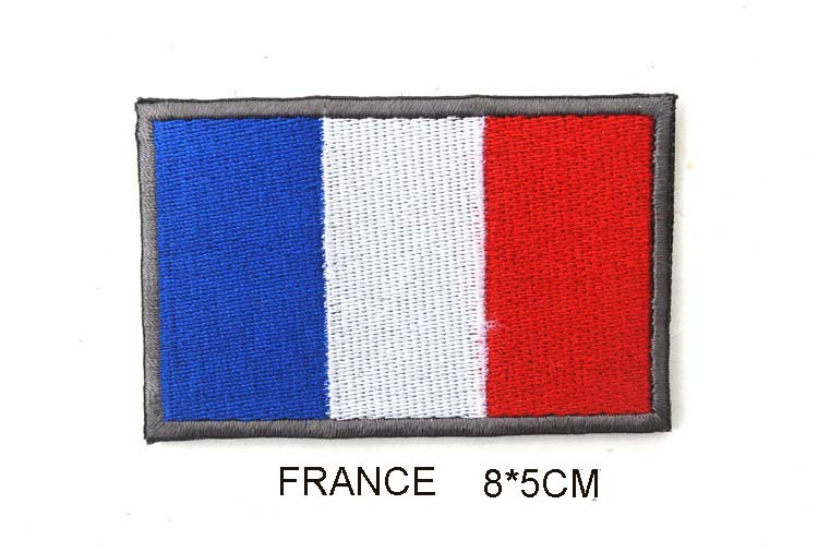 Patch Français
