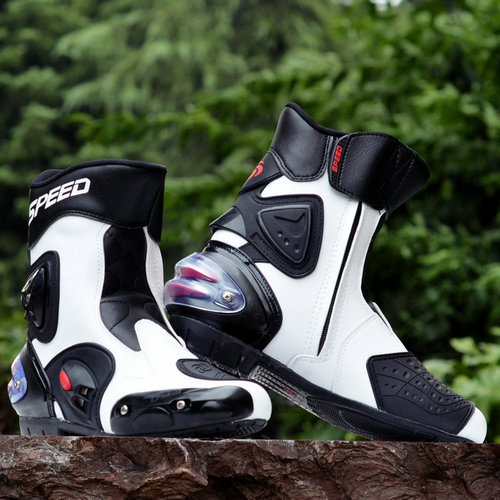 High quality Pro motorcycle boots men moto botas m...