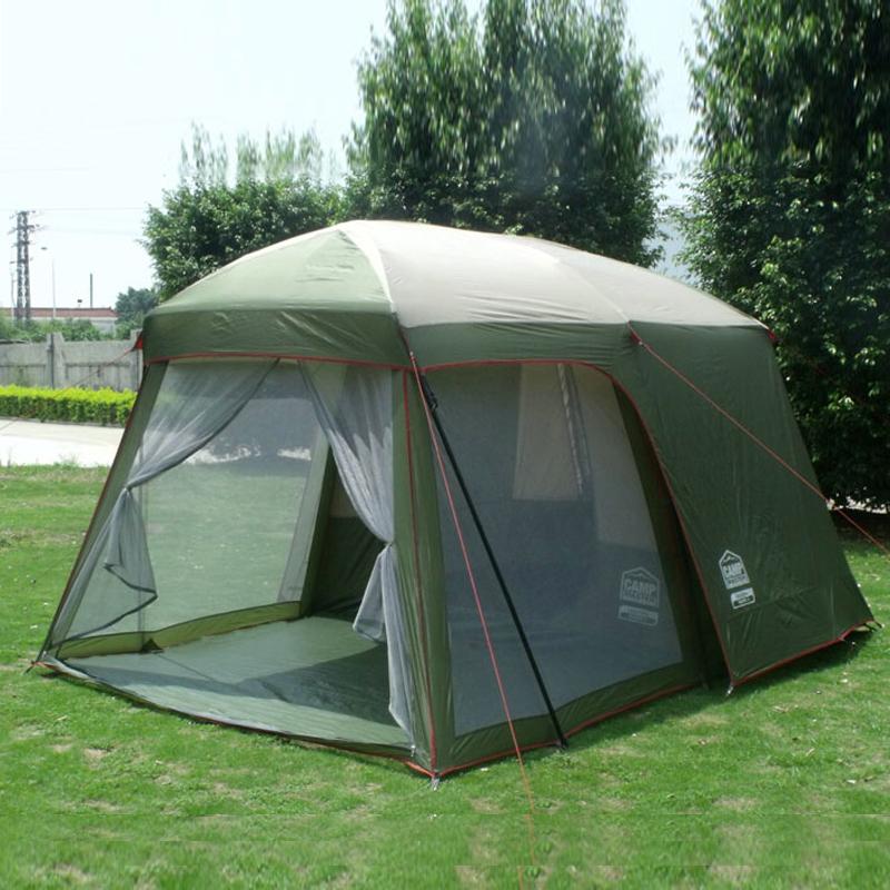 Туристическая палатка CP 5  HY-040
