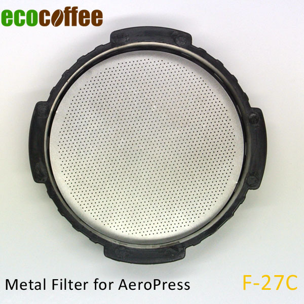 Aeropress Coffee Maker Filters : Aeropress Coffee Maker Stainless Steel Filter