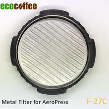 Aeropress Coffee Maker Stainless Steel Filter