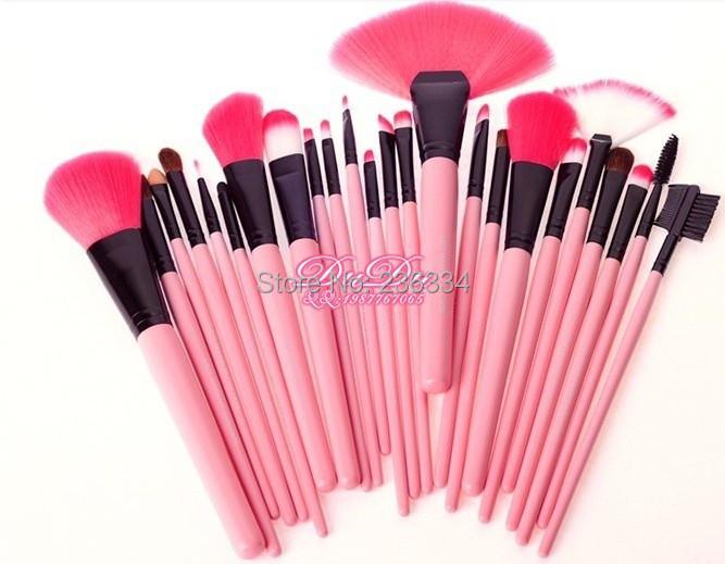 Кисти для макияжа OEM 24 /1 MK2 кисти для макияжа oem 50 brusheyeliner yy80