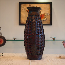 Fashion classical home decor vase american style home decoration(China (Mainland))