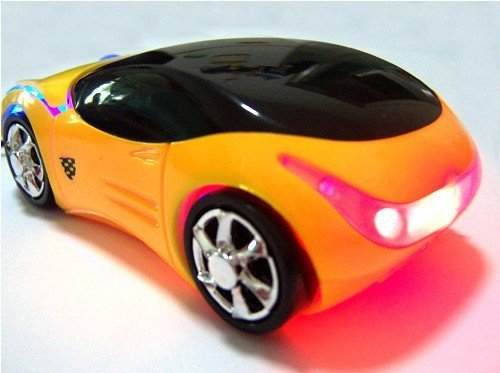 top factory direct sales 50pcs/lot novelty gadget sports car USB fancy computer optical wired mouse factory price(China (Mainland))