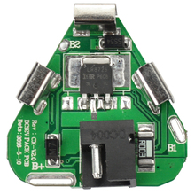 Updated 3S packs 12V DC Li-ion Lithium Battery Protection Board 25A 10.8 /11.1/12 /12.6V For Electric tools(China (Mainland))