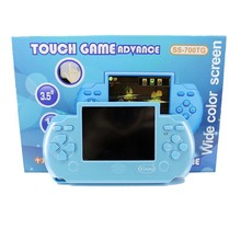 3.5 Inch Touch Screen Portable Game Console Handheld game player 20PCS/LOT DHL Free shipping