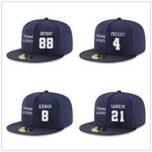 Customs Mens Dak Snapback Prescott Hats Ezekiel Adjust Elliott Caps Jason Witten(China (Mainland))