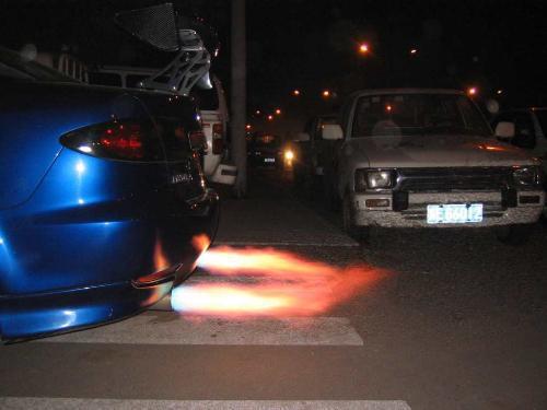 Очистка выхлопных газов из Китая