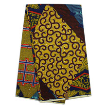 Buy T9 Free shipping! new arrival 100 cotton african wax cloth hollandais wax african super dutch wax 6yards/piece ! AL for $45.00 in AliExpress store