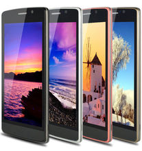 Original cellular phone 5″ Android 4.4.2 MTK6572 Dual Core Cell Phones ROM 4GB Unlocked Quad Band WCDMA GPS Smartphone NX G3+