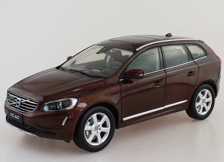 2015 hot sell VOLVO XC60 1:18 alloy car model(China (Mainland))