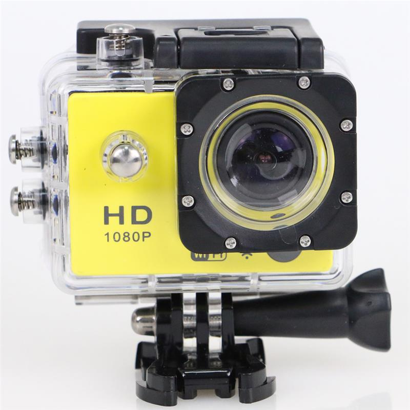 Waterproof Sports Camera SJ7000 Wifi 1.5 Inches LCD Screen Waterproof Full HD 1080p Action Camera Support Remote Control