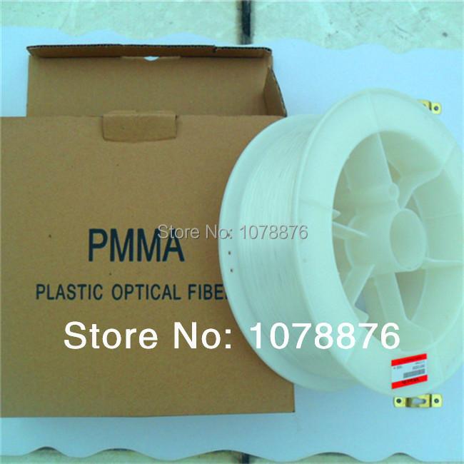 0.5mm PMMA optic fiber for decoration(China (Mainland))